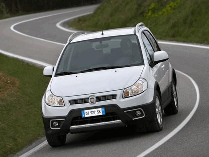 2009 Fiat Sedici 8