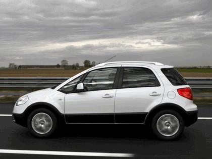 2009 Fiat Sedici 9