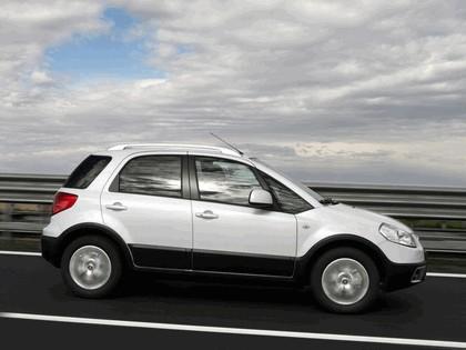 2009 Fiat Sedici 10