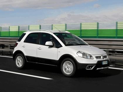 2009 Fiat Sedici 11