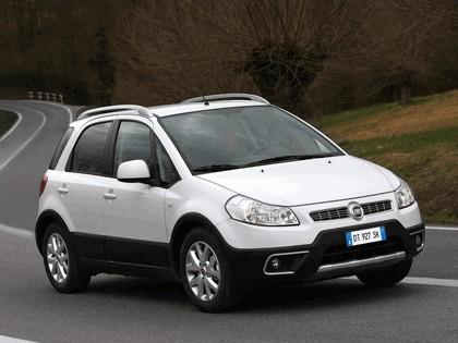 2009 Fiat Sedici 12