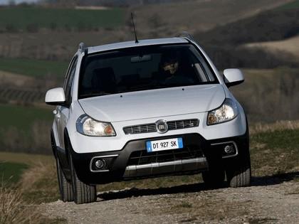 2009 Fiat Sedici 13