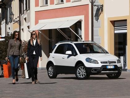 2009 Fiat Sedici 17