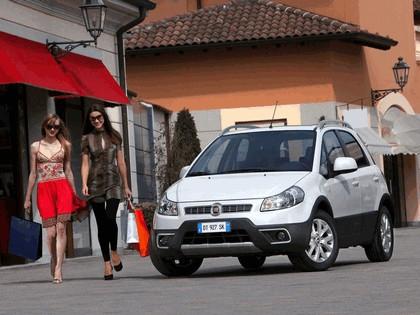 2009 Fiat Sedici 18