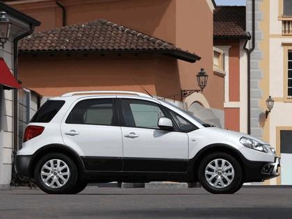 2009 Fiat Sedici 19