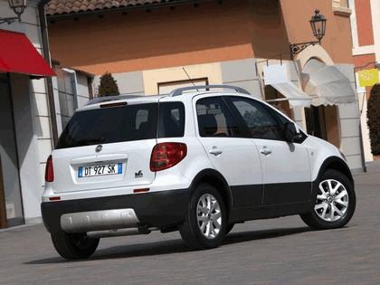 2009 Fiat Sedici 20