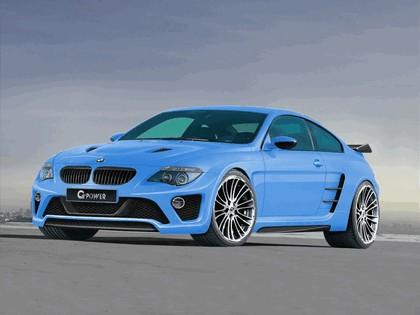 2009 G-Power M6 hurricane cs ( based on BMW M6 ) 2