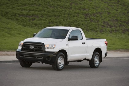 2010 Toyota Tundra Regular Cab - Work Truck package 2