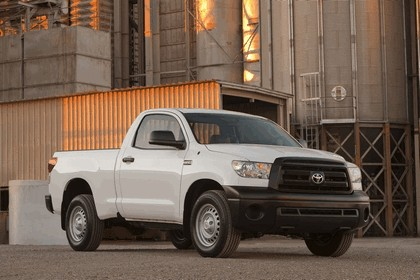 2010 Toyota Tundra Regular Cab - Work Truck package 13