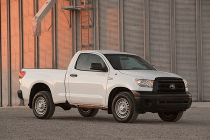 2010 Toyota Tundra Regular Cab - Work Truck package 14