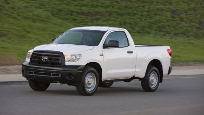 2010 Toyota Tundra Regular Cab - Work Truck package 7