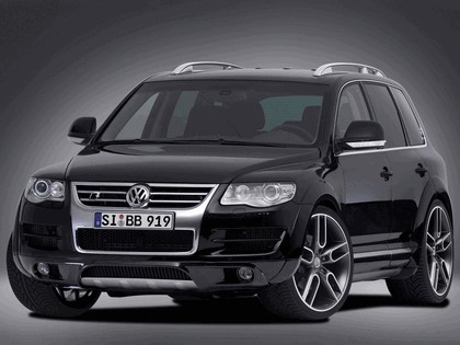 2007 Volkswagen Touareg by B&B 1