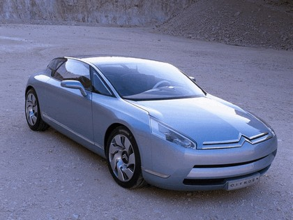 2002 Citroën C-Airdream concept 2