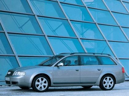 1999 Audi S6 Avant 6