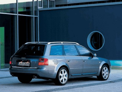 1999 Audi S6 Avant 7
