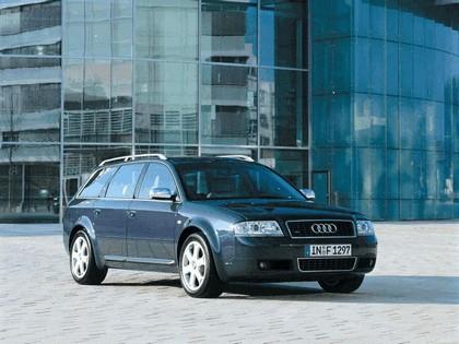 1999 Audi S6 Avant 10