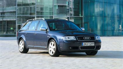 1999 Audi S6 Avant 5
