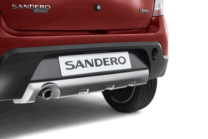 2009 Dacia Sandero Stepway 6
