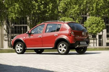 2009 Dacia Sandero Stepway 12