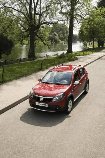 2009 Dacia Sandero Stepway 17
