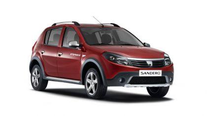2009 Dacia Sandero Stepway 7