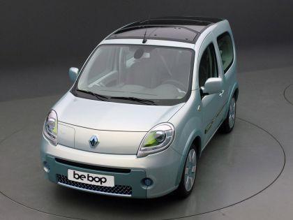 2009 Renault Kangoo BeBop Z.E. 2
