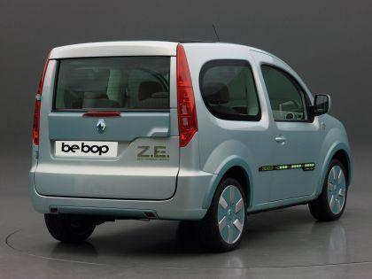 2009 Renault Kangoo BeBop Z.E. 4