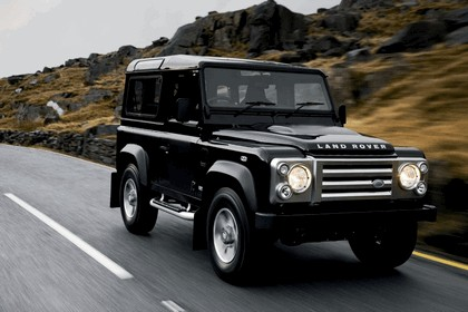 2008 Land Rover Defender SVX - 60th anniversary 12