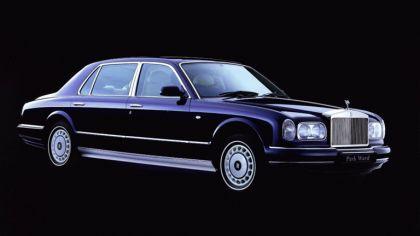 2002 Rolls-Royce Park Ward concept 7
