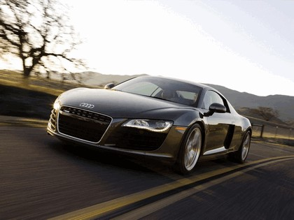 2008 Audi R8 - USA version 4