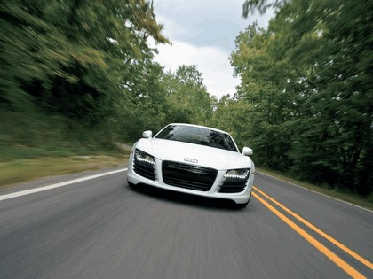 2008 Audi R8 - USA version 6