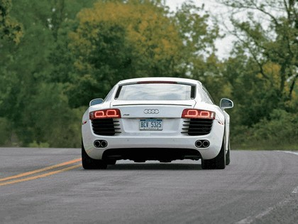 2008 Audi R8 - USA version 9