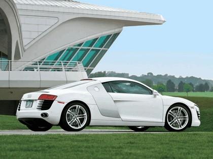 2008 Audi R8 - USA version 13