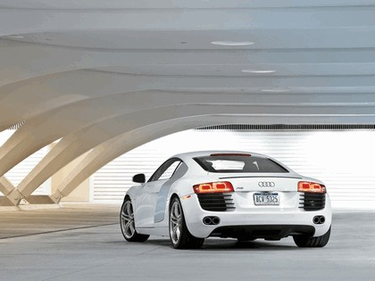 2008 Audi R8 - USA version 19