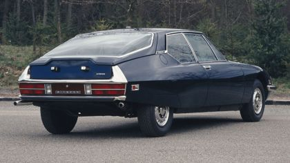 1971 Citroën SM Automatique 6