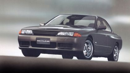 1992 Nissan Skyline GT-R R32 by Autech 4
