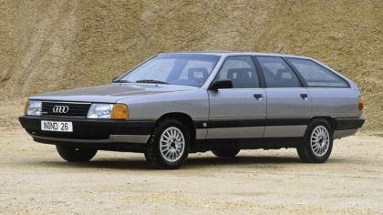 1982 Audi 100 Avant 6