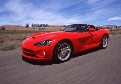 2003 Dodge Viper SRT-10 22