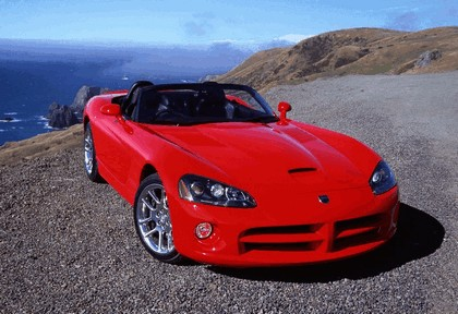 2003 Dodge Viper SRT-10 28