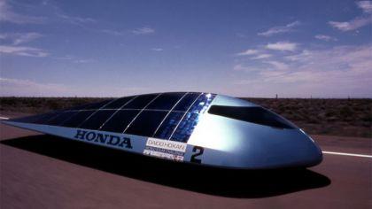 1993 Honda World Solar Challenge concept 2