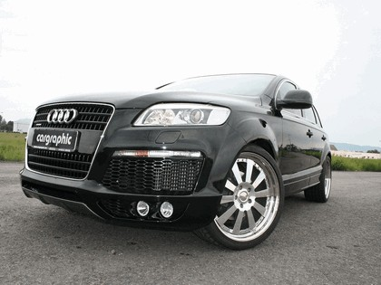 2007 Audi Q7 by Cargraphic 2