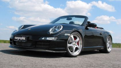 2007 Porsche 911 ( 997 ) Carrera cabriolet by Cargraphic 7