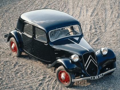 1935 Citroen Traction Avant 11CV 1