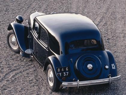 1935 Citroen Traction Avant 11CV 2