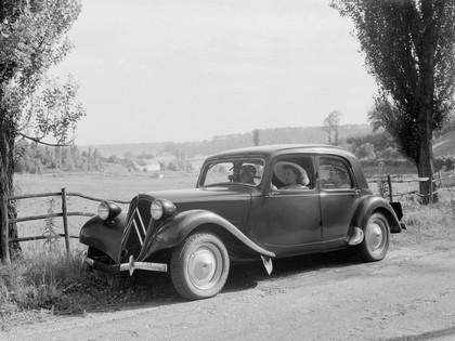1935 Citroen Traction Avant 11CV 4