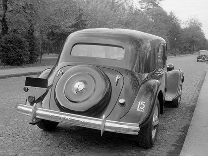 1935 Citroen Traction Avant 11CV 5