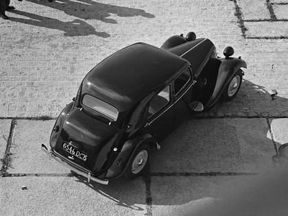 1935 Citroen Traction Avant 11CV 6
