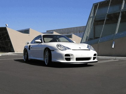 2006 Porsche 911 ( 996 ) GT2 by Cargraphic 2