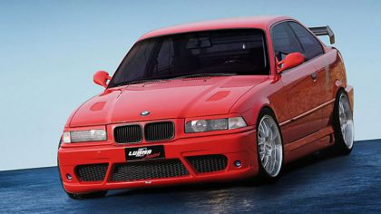 1995 BMW 3er ( E36 ) CLR bodykit by Lumma Design 6
