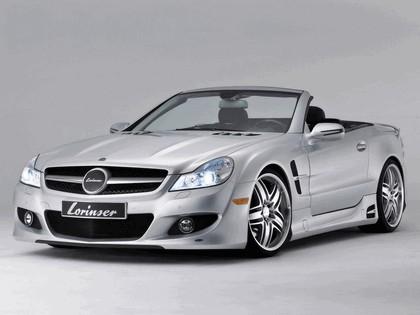 2008 Mercedes-Benz SL-klasse ( R230 ) by Lorinser 1